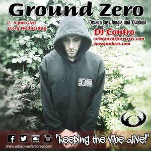 Dj Contro - Ground Zero - Urban Warfare Crew - 28.06.2017