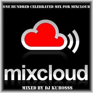One hundred celebration mix for mixcloud