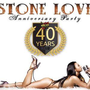 Stone Love 40th Anniversary Dubplate Mix