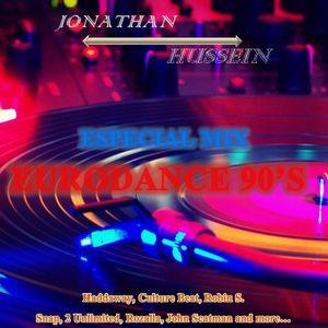Special Mix (Eurodance 90´s) Mixed by DJ Jonathan Hussein