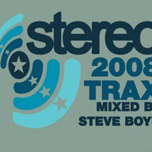 STEVE BOYD  : TRAX OF 2008