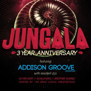 Jungala 3 Year Anniversary Mix