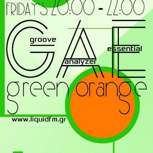 Green Orange Radio Show episode 137
