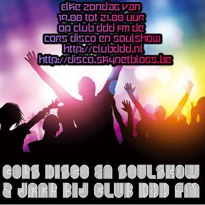 Cors Disco en Soulshow van 27 maart 2016