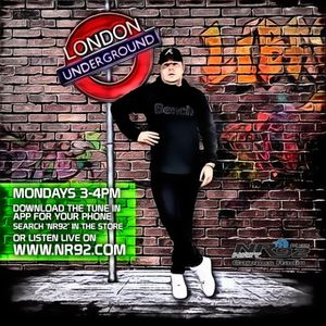 London Underground with Anthony - Full Show - NR92