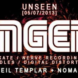 Nomad DJ Set @ Unseen (5th July 2013)