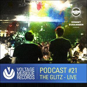 VMR PODCAST 21 - THE GLITZ - LIVE @ KOMMT ZUSAMMEN - HAMBURG 2015
