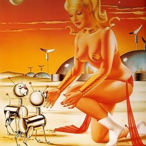 Space Age Exotica