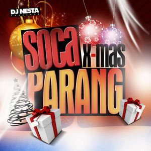 Christmas CD's - Parang Parang by S.K.F. - West Indian Connection ...