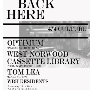 Way Back Here #5 - West Norwood Cassette Library