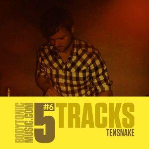 Five Tracks : Tensnake