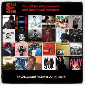 SaveOurSoul Podcast 22-02-2016