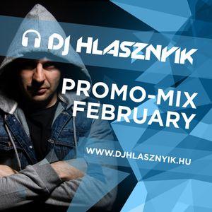 Dj Hlasznyik - Promo Mix February [2018]