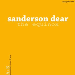 Sanderson Dear - The Equinox