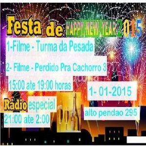 RADIO happy new year 2015