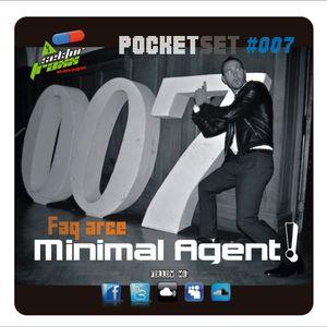 Pocket Set # 007 - Minimal Agent