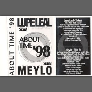 Meylo About Time New Years 1998 Side B