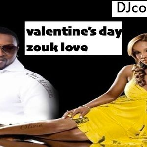 valentine's day zouk love mix by DJcode codenoir