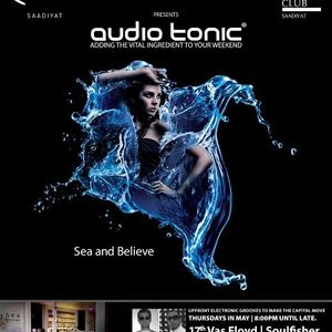Soulfisher live @ Sea Lounge audio tonic 17.05.12