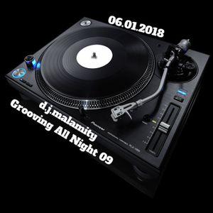 Grooving All Night 09 - Rap War vol2 (2018)