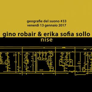 Geografie del suono #33 | Gino Robair & Erika Sollo // NISE