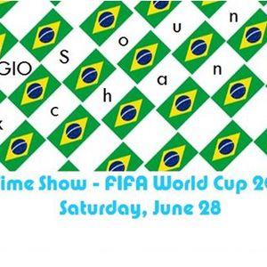 Brazil World Cup 2014 Half-Time Set (1st of Summer 2014)
