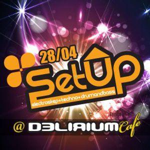 Live @ Set-up 28-04-2012