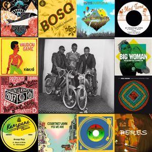 E208 ft U-Roy, Vaudou Game, Youssou NDour, Dele Sosimi, Chronixx, Cut La Vis ft Tippa Irie, Mokoomba