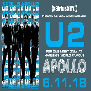 Reposters of (209) U2 - SiriusXM Presents U2 2018 (20/04