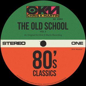 The Old School 80s Classics Mix R&B Soul Funk Disco @CHRISKTHEDJ