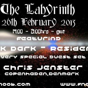 The Labyrinth featuring Dj's Jack Dark & Chris Jenster