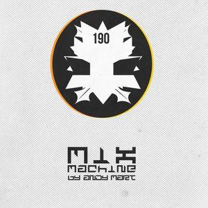 Andy Mart - Mix Machine@DI.FM 190