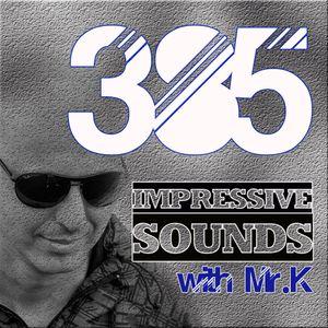 Mr.K Impressive Sounds Radio Nova vol.385 part 1 (23.06.2015)