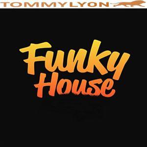 Tommy Lyon - Funky House Session NYE - January 2018