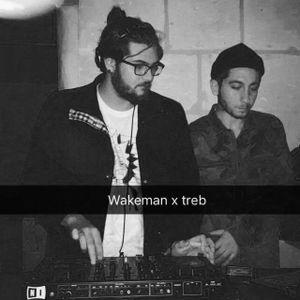 Wakeman x Treb @Techyes 3