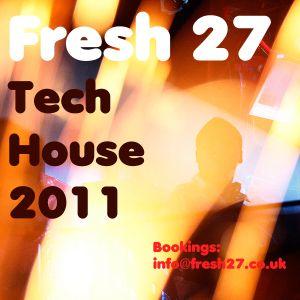 Late Tech House Mix 2011