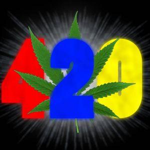 April 420 Mix - Dubstep, Mashup, Electro, Moombahton