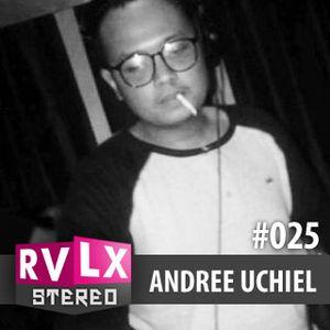 Ravelex Stereo #025 - Andree Uchiel (Dafkaf / Jakarta Techno Militia)