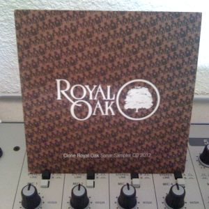 L'HORA HAC 518 - Clone Royal Oak - Sónar Sampler CD 2012 mixed by Paul du Lac (29.6.12)