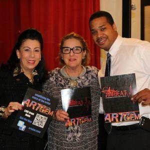 Nana Lampton, 2013 James Welch Arts Leadership Award Recipient