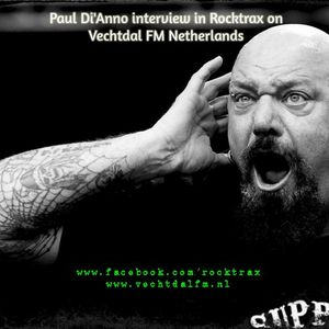 Rocktrax 16th May 2015 9 - 10 pm CET Interview Paul Di'Anno