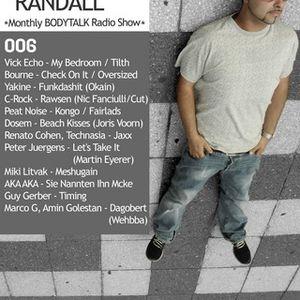 PODYTALK 006 by Randall