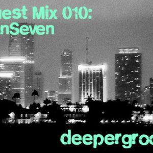 Deepergroove Sydney Guest Mix 010: DanSeven