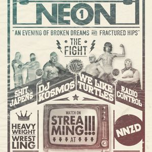 Battle For The Neon R.1 - A.3: DJ Kosmos & Ginebra