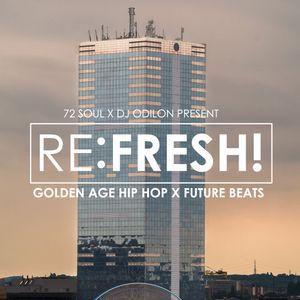 Re:fresh with Milbeats and Morganito De la Pampa & Hadee LA Feinte 14.10.2019