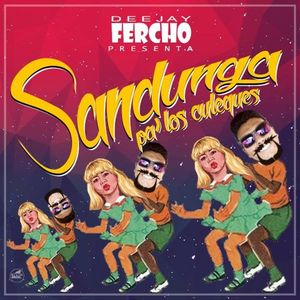 Sandunga Pa' los culeques 1 - Dj Fercho