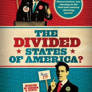 Richard Land | The Divided States of America