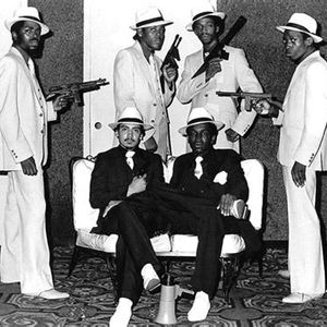 Revenge Of The Funky Gangsters