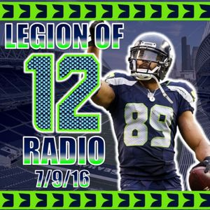 Legion Of 12 Radio (7-9-16)