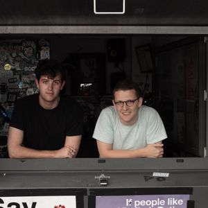 Floating Points & Jamie XX - 18th August 2016